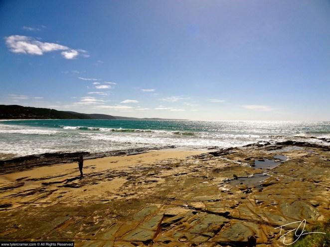 Beach Victoria Australia