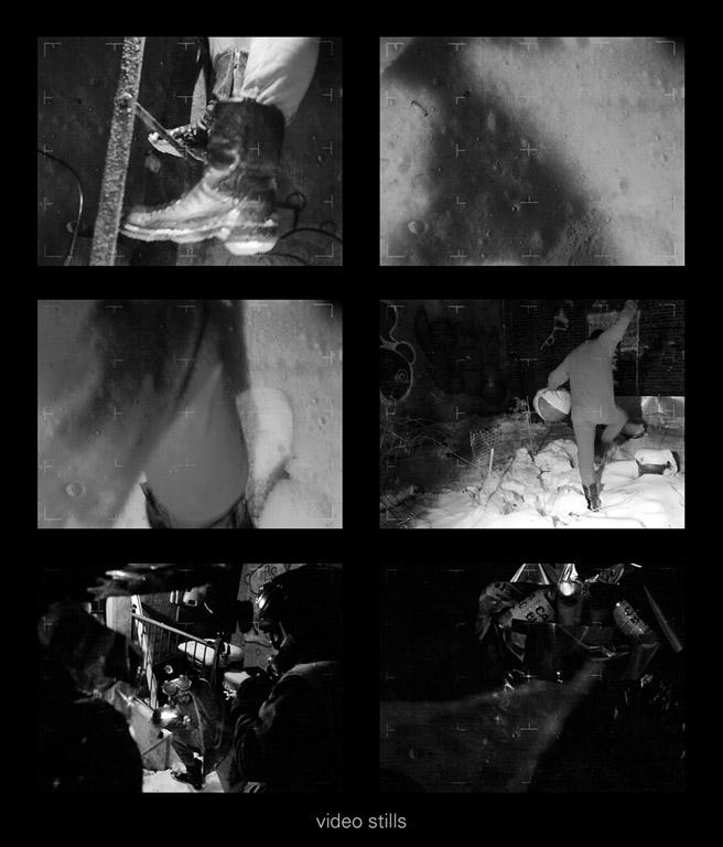 At Land, 2013 (video stills)