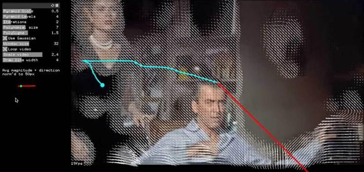 Optical Flow, Part 1 – Tyler Henry