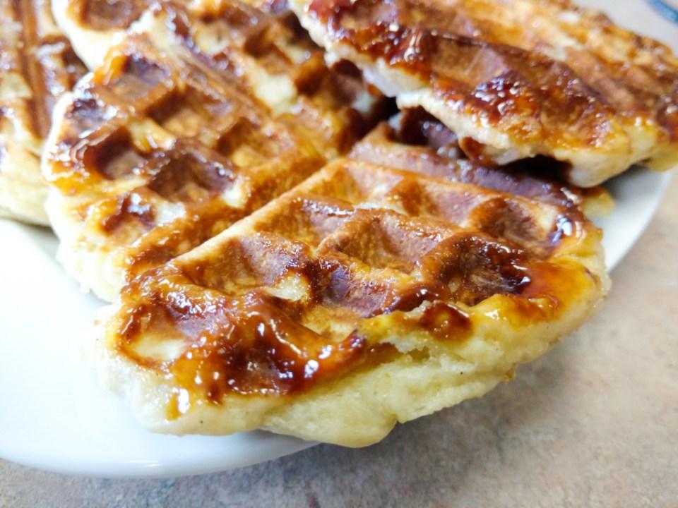 Yeast Liege Waffle