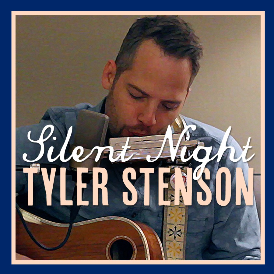 Silent Night acoustic cover by Tyler Stenson