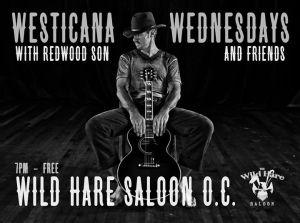 Westicana Wednesdays at The Wild Hare Saloon, OC