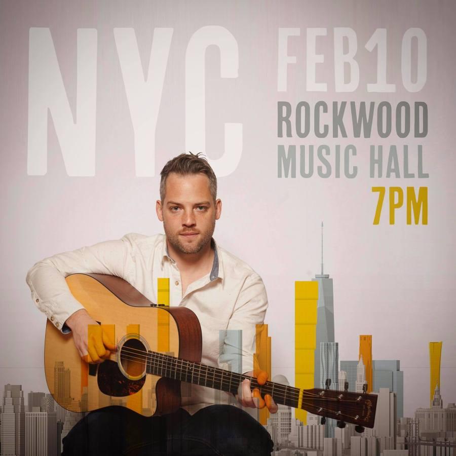 Tyler Stenson in New York City