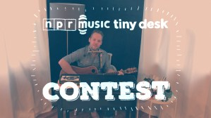Tyler Stenson Tiny Desk Contest entry
