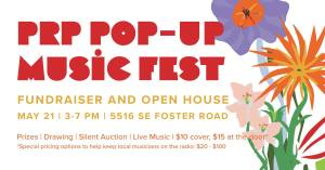 PRP Pop-Up Music Fest