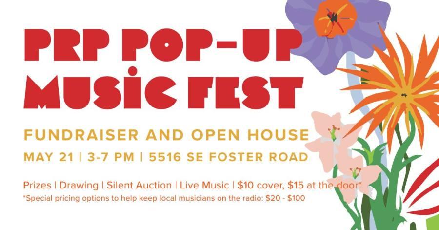PRP Pop-Up Music Fest