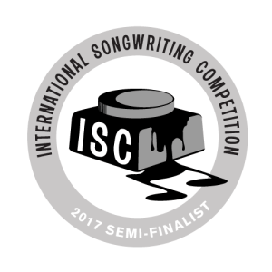 2017 International Songwriting Competition Semi-Finalist