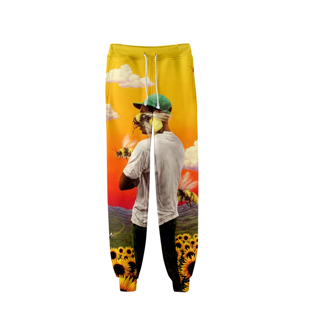 Trousers 3D Jogger Tyler The Creator Pant