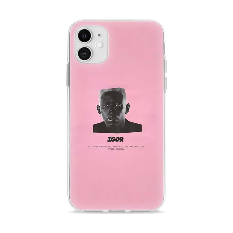 Tyler the Creator Silicone Phone Case