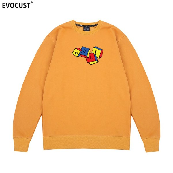 Golf Wang Tyler The Creator Cube Sweatshirt