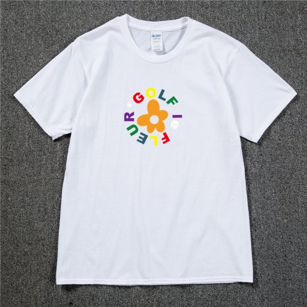 Golf Wang Le Fleur Flower T-shirt