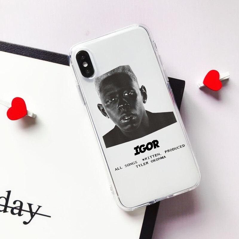Odd Future Silicone Phone Case