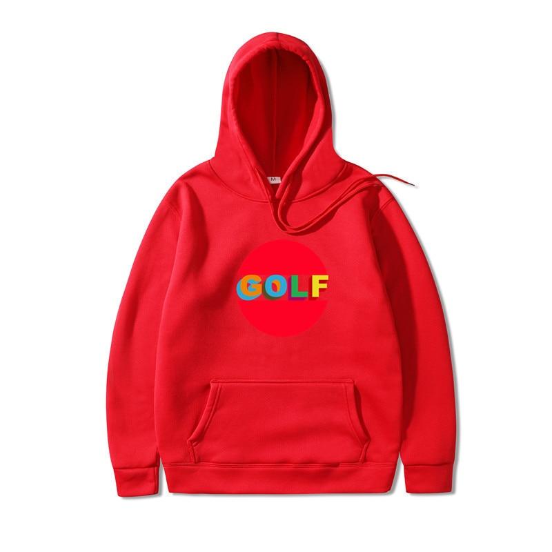 Golf Wang Real Logo Tyler The Creator Hoodie