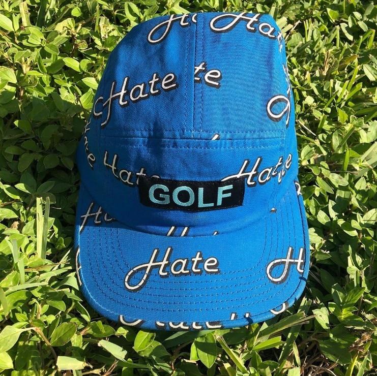 Golf Flame Le Fleur Tyler The Creator Snapback Embroidery Cap