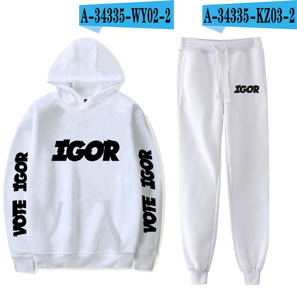 Tyler The Creator Tracksuit Two Piece Set