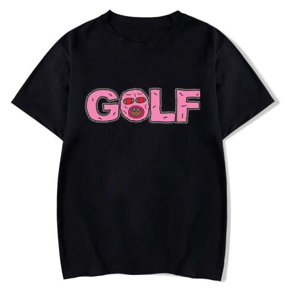 Moda Hombre 2019 Tyler The Creator Golf Wang T Shirt
