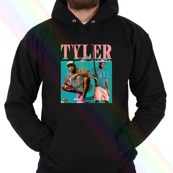 Tyler The Creator Vintage Style Golf Hoodie