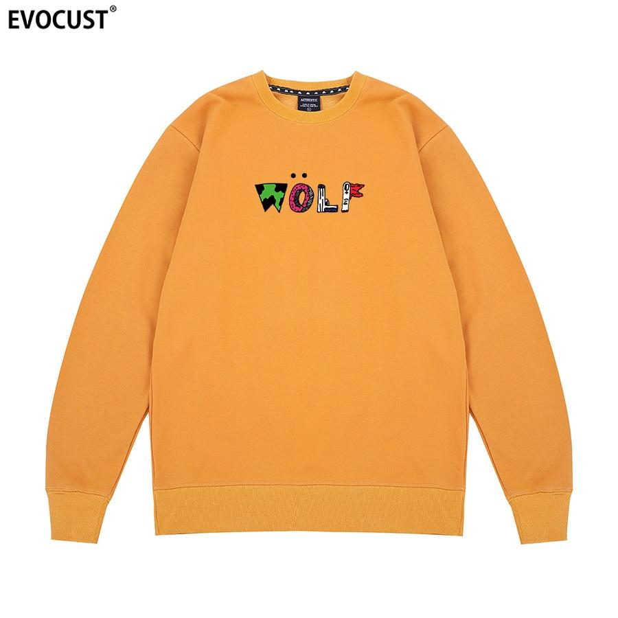 Golf Wang Wolf Tyler The Creator Sunflower Cherry Sweatshirt