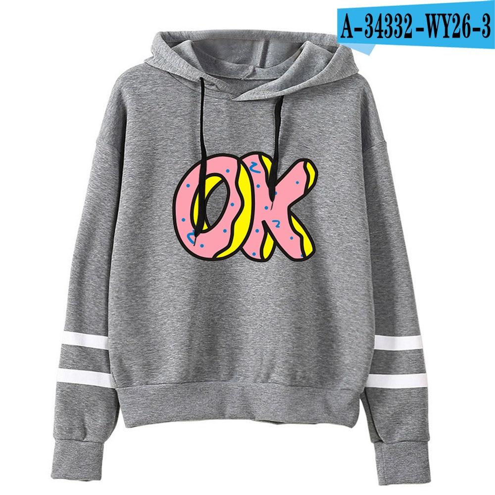 Tyler The Creator OK Sleeve Sweatshirts Hoodie