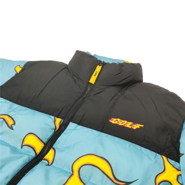 Flog Gnaw Motors Puffer Jacket