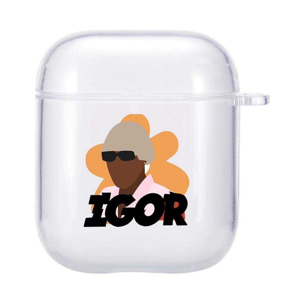 Tyler The Creator IGOR Case For Airpods