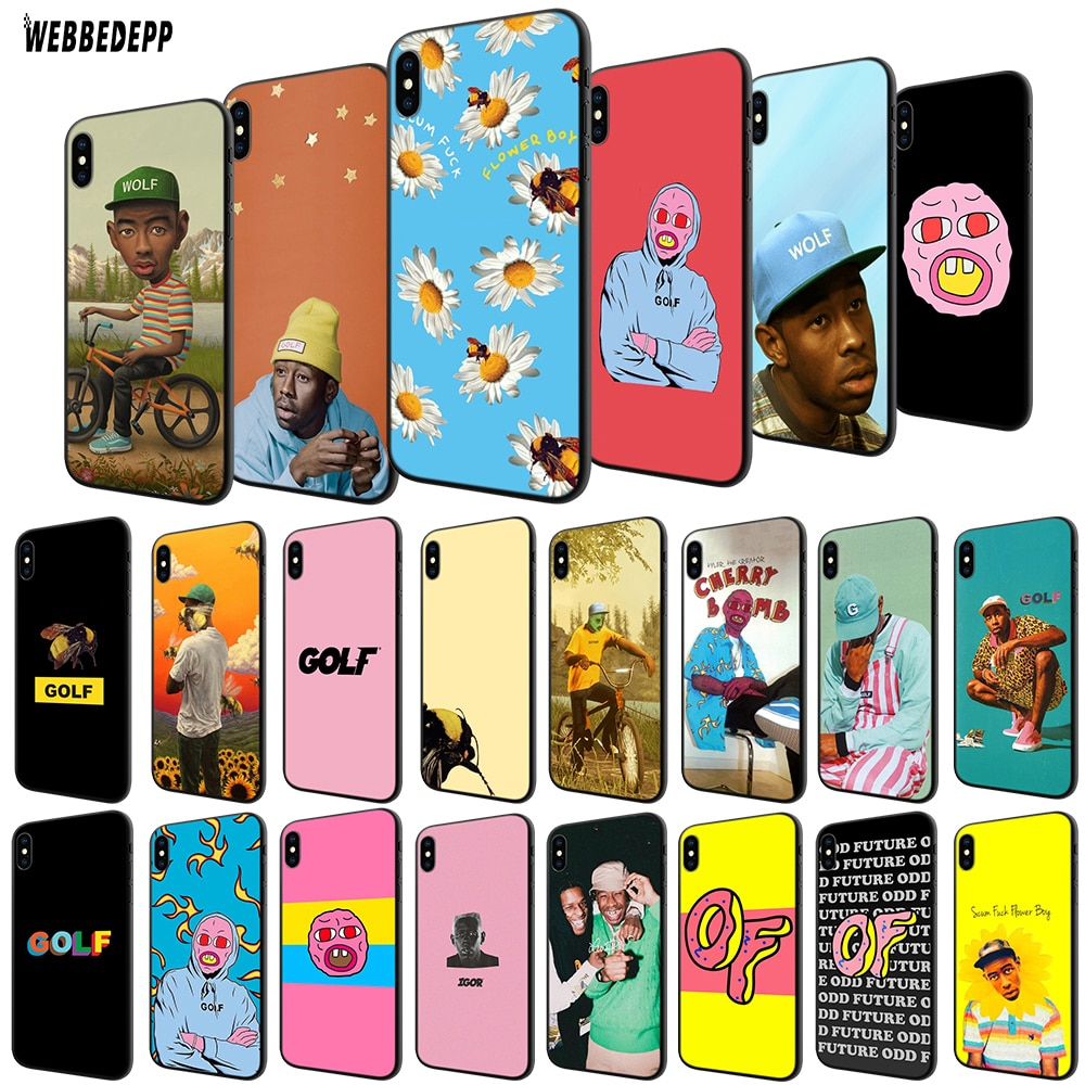Tyler The Creator TPU for iPhone Cover