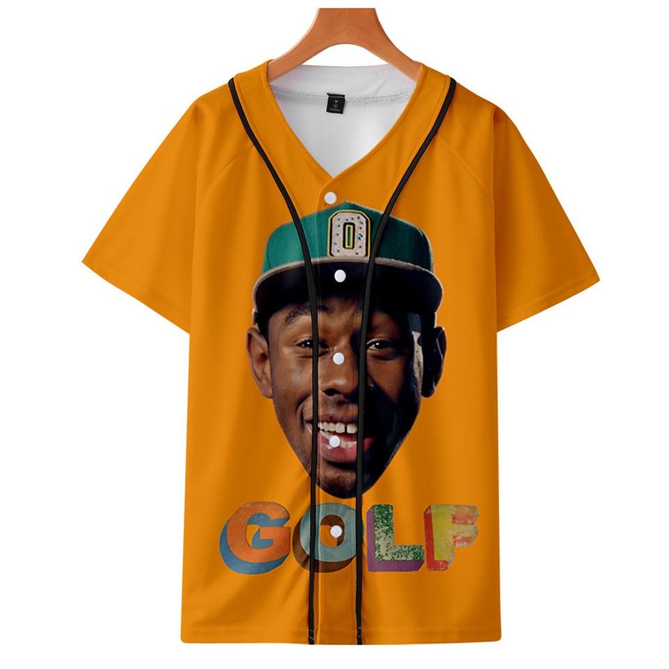 Tyler The Creator Golf 3D Casual T Shirt