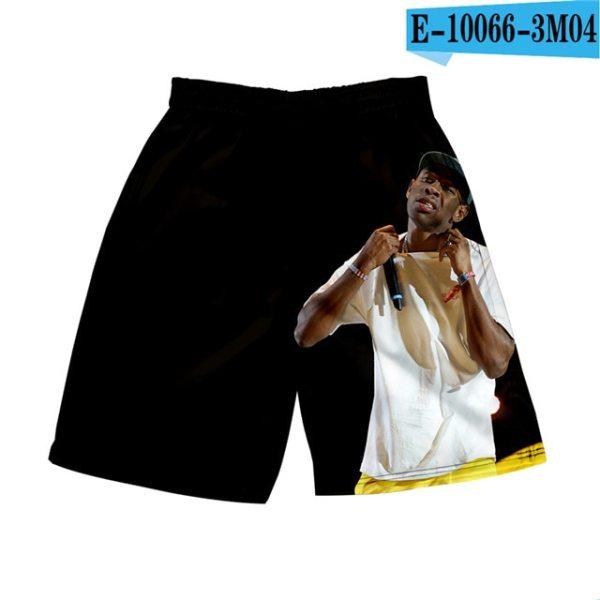 3D Shorts-365458