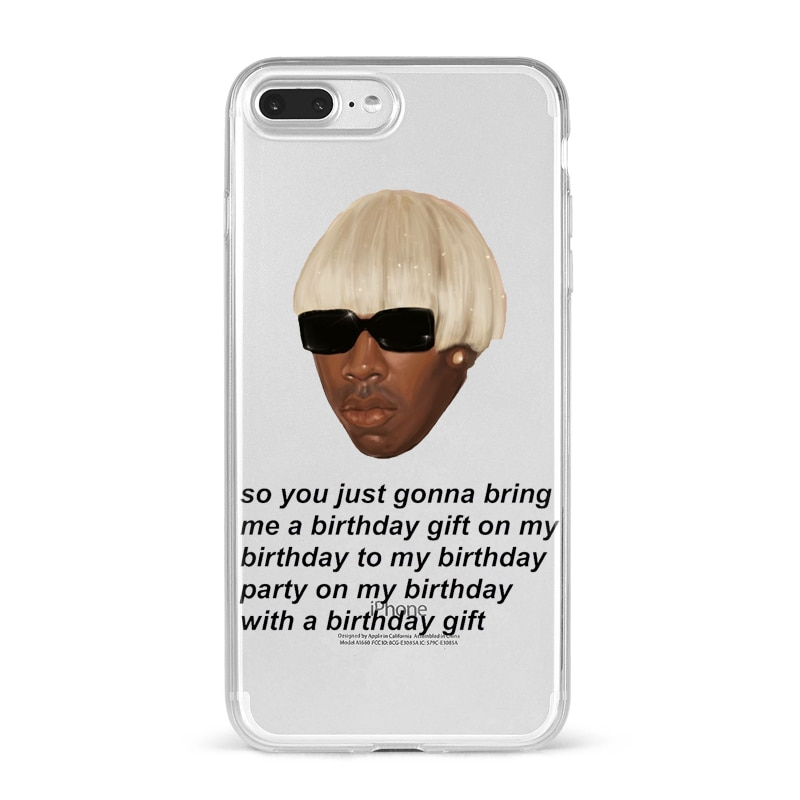 Tyler The Creator Golf Igor Bees Silicone Soft Phone Case