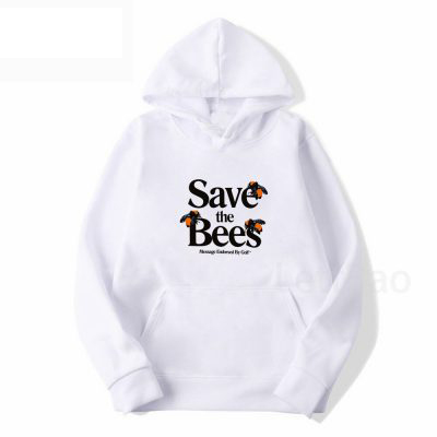 Save The Bees Tyler The Creator Streetwear Pullover Hoodie