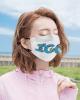Igor Flog Gnaw Pattern Face Cover