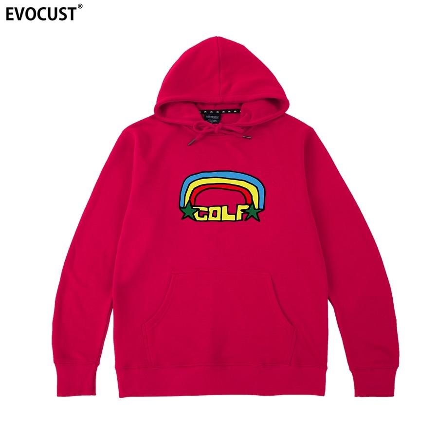 Golf Wang Rainbow Hoodie