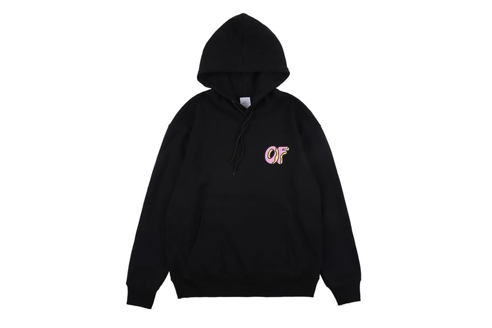 Tyler The Creator Odd Future Donuts Hoodie