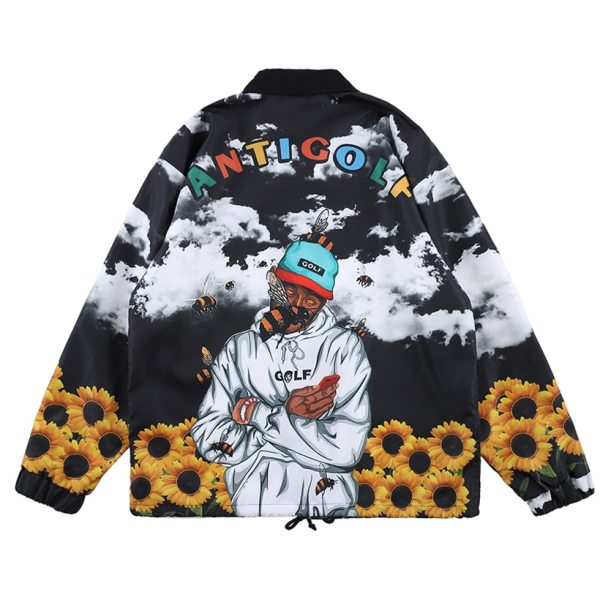 Golf Wang Bees Sweatshirt