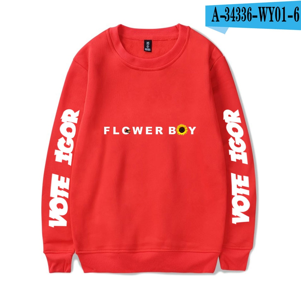 Tyler The Creator Sweatshirt O-Neck Shirt