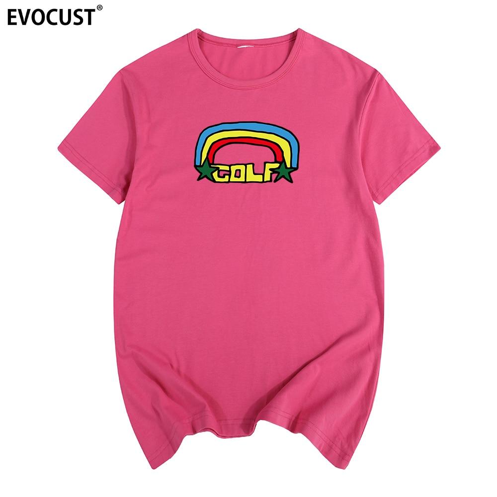 Golf Wang Tyler The Creator Rainbow T-Shirt