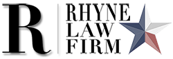 Rhyne Law Firm | Attorney Tyler TX | East Texas Lawyer
