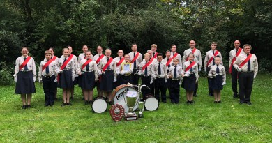 Alderley District Scout Band Crowned 2017 Champions
