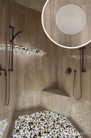 Shower Speaker - Salt Lake Parade of Homes