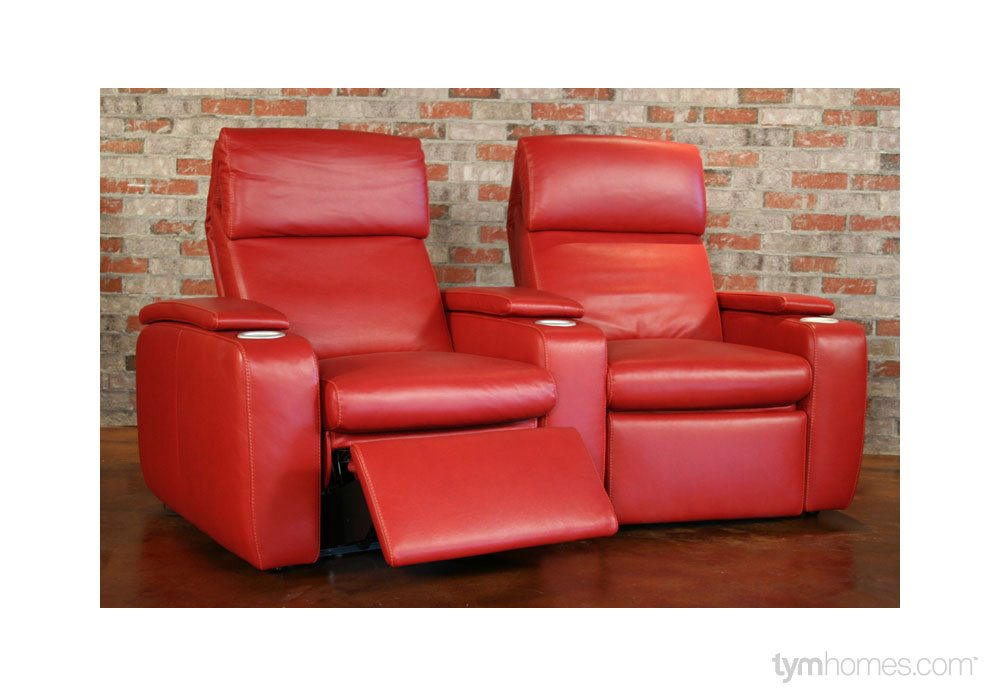 CinemaTech Home Theater Seating, Salt Lake City, Utah  |  CinemaTech 'Espada'