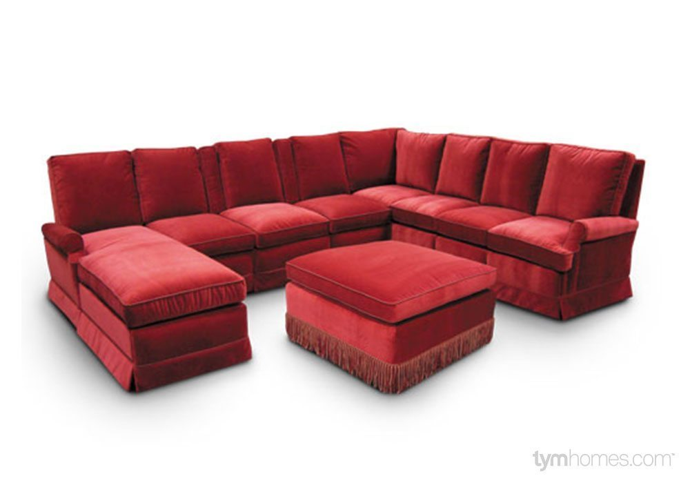Fortress Home Theater Seating, Salt Lake City, Utah  |  Fortress custom sectional