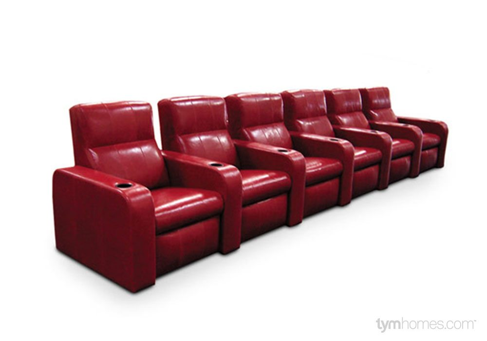 Fortress Home Theater Seating, Salt Lake City, Utah     Fortress 'Matinee'