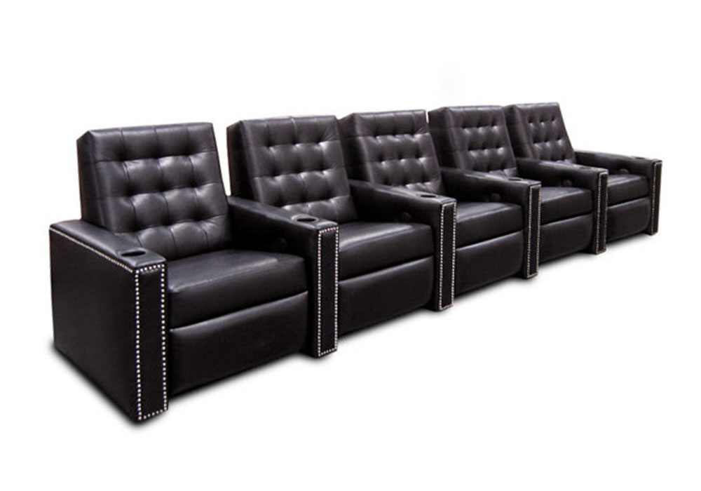 Home Theater Seating & Sectionals - TYM Home Theaters ...