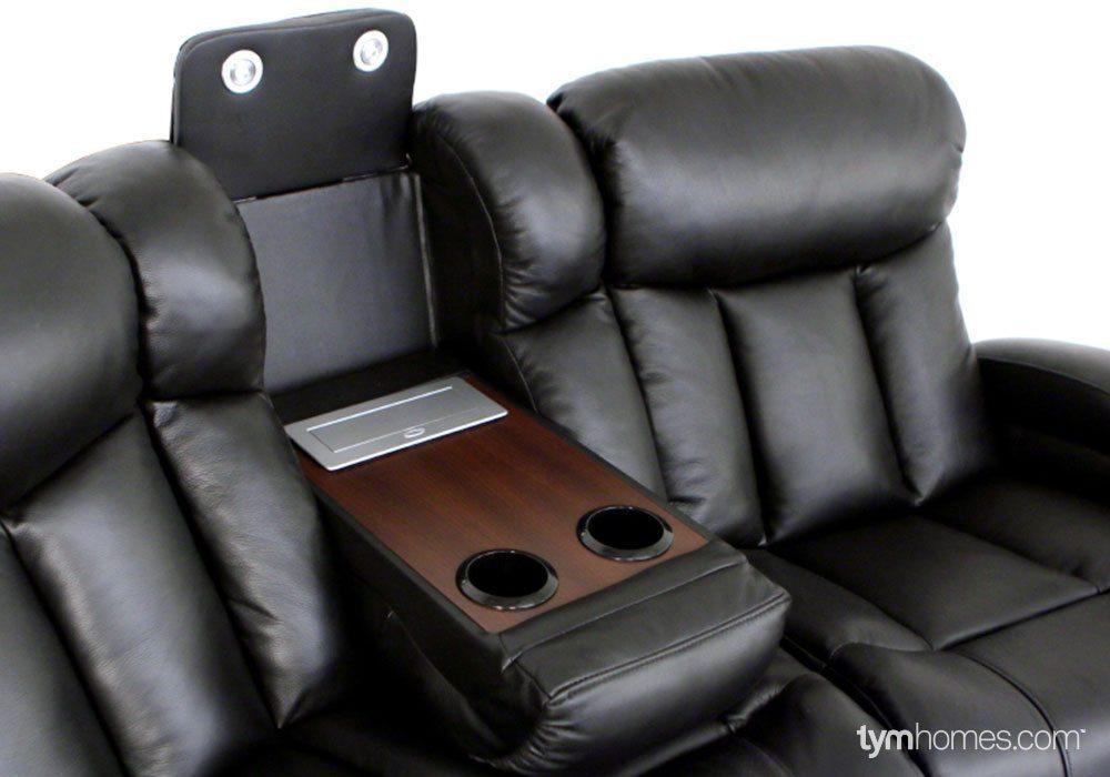 Seatcraft Home Theater Sectionals, Salt Lake City, Utah     Seatcraft 'Greneda LX'