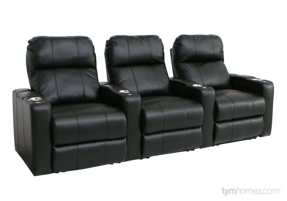Seatcraft Home Theater Seating, Salt Lake City, Utah  |  Seatcraft 'Tahoe'