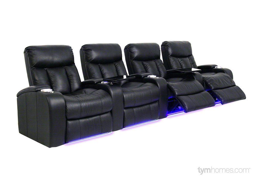 Seatcraft Home Theater Seating, Salt Lake City, Utah  |  Seatcraft 'Verona'