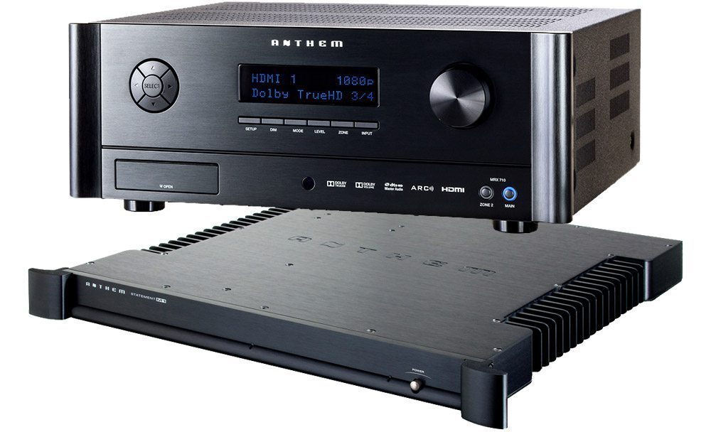 Home Theater A/V Receivers, Salt Lake City