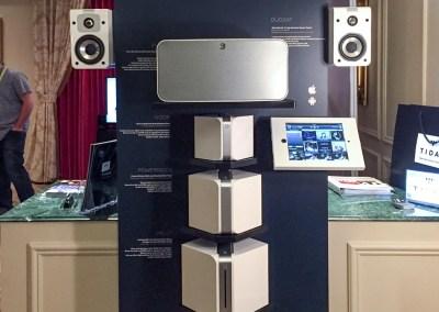 CES 2015 | Bluesound Wireless Audio Speakers & System