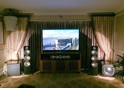 CES 2015 | Paradigm Prestige 7.1 Surround Sound Demo