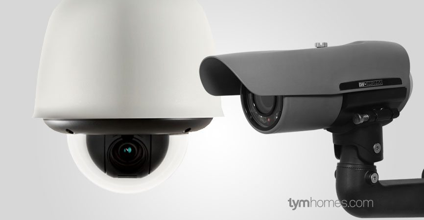 Commercial Surveillance Equipment Helps Protect Your Assets